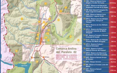 Importante alcance de las Áreas protegidas comarcales