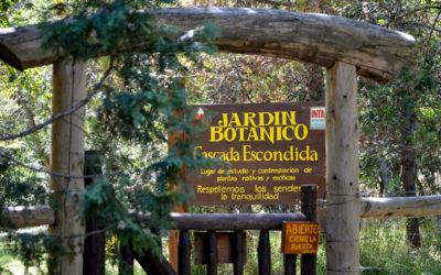 Cascada Escondida y Jardín Botánico, Mallín Ahogado, El Bolsón | La Reserva Forestal Loma del Medio- Río Azul
